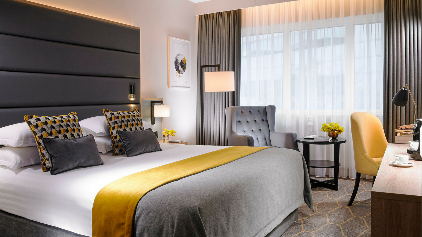 Rooms: Accommodation Dublin 4 - Hotels Grand Canal