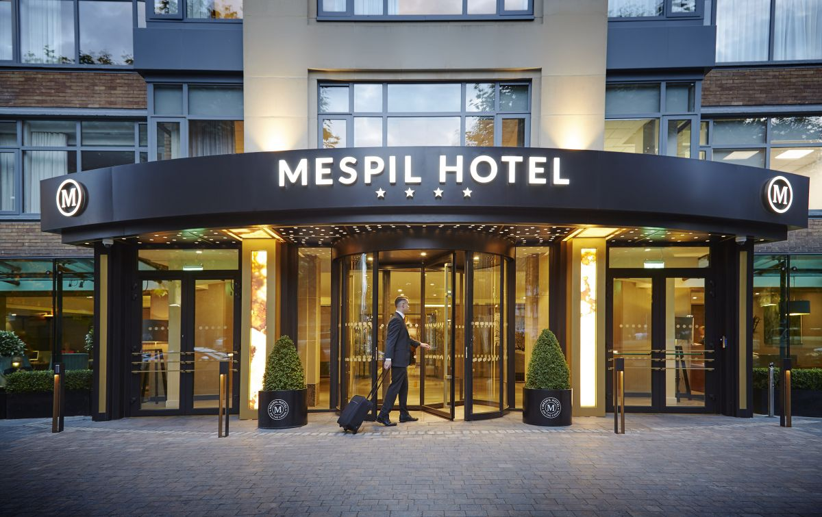 Hotel Gallery - Room Images | Mespil Hotel Dublin